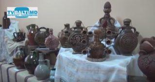 Мир керамики -выставка работ из керамики