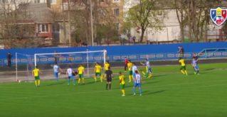 Zaria 2:0 Zimbru // Divizia Nationala — 5.04.2017