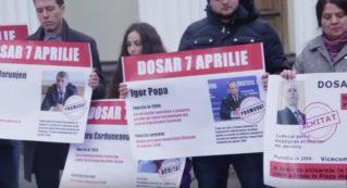 Flashmob de 7 aprilie