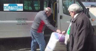 Пасхальные подарки для малоимущих и инвалидов