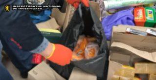 Poliția a confiscat marfuri de uz casnic în valoare de 250 mii lei