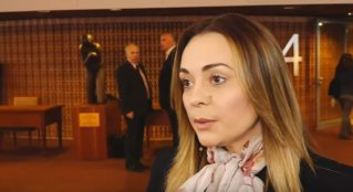 НП будет напрямую информировать депутатов Совета Европы о преступлениях власти (25.04.2017)