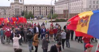 Демонстрация 1 Мая!