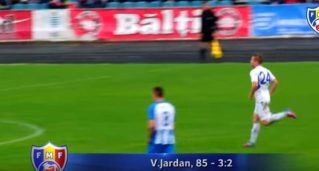 FC Zaria 3-2 Dinamo-Auto // Divizia Națională, 30.04.17