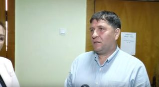 Адвокаты требуют пересмотра меры пресечения в отношении лидера «Нашей партии» Ренато Усатого.