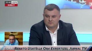 Renato Usatîi la Ora Expertizei, Jurnal TV (05.05.2017)