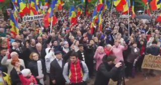 Гражданский протест против преступной инициативы об изменении избирательной системы. 14.05.2017