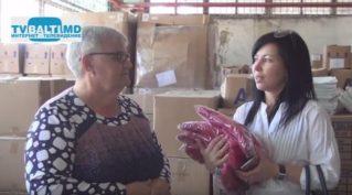 Благотворительная помощь от» Сперанца» в Международный День семьи
