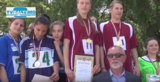 В Бельцах отметили День спортсмена и Олимпийского движения