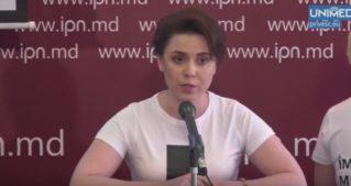 Скандальную молдавскую журналистку шантажируют видео с ее секс-марафона