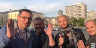 Ренато Усатый поблагодарил группу SunStroke Project за рекордный результат на Евровидении