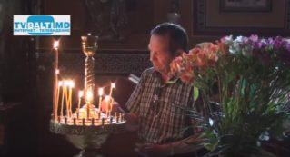 Праздничное богослужение Праздника Вознесение Господне в Бельцах