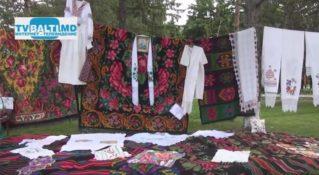 Фестиваль ковров ручной работы и национального костюма