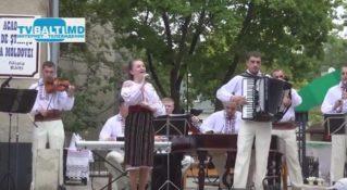 Фольклорный фестиваль народных коллективов Молдовы