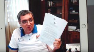 Интерпол приостановил международный розыск Усатого