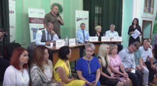 Дебаты в Бельцах по вопросу об изменении избирательной системы, организованные «Promo-Lex»