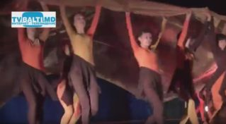Танцевальный коллектив» Крылья «-Бельцы