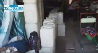 400 литров алкоголя обнаружено у бельчанина в гараже