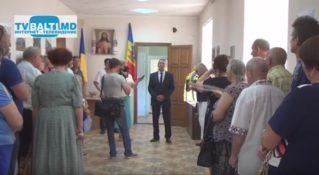 Украинская делегация посетила Бельцы 01 07 17