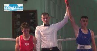 Церемония открытия Чемпионата РМ по боксу РМ в Бельцах