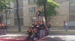 Молдавской роте Почетного караула — 25 лет!