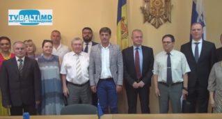 Двустороннее соглашение о сотрудничестве между Бэлць и Ботошань 19 07 17