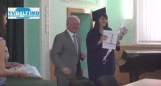 Выпускники БГУ-2017 получили свой долгожданный диплом