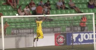 «Заря» — «Аполлон» 1:2. Лига Европы 20.07.2017