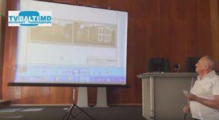 Классический архитектурный проект торгового комплекса и центральной диспетчерской автотранспорта