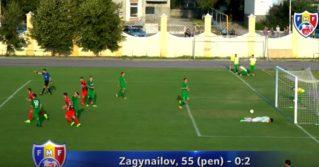 Spicul 0:2 Zaria // Divizia Națională 30.07.17