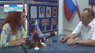 Консульский прием в Русской общине