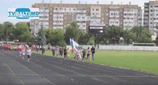 Олимпийский день в Бельцах