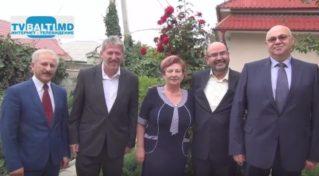 Чрезвычайный и Полномоченный посол государства Израиль посетил Благотворительный Еврейский Центр Хесед Яаков