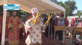 Торжественное богослужение  памяти Великомученика и целителя Святого Пантелеймона