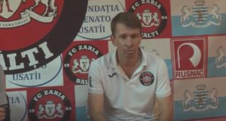 Влад Гоян: «При счете 1:0, когда у соперника удалили игрока, мы пропустили два мяча по нашей вине»
