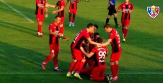 Zaria 2-0 SGS // Divizia Nationala, 10.09.2017