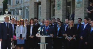 Террор бандитского режима Плахотнюка против примаров и советников «Нашей Партии»