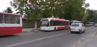Транспортный коллапс в Бельцах