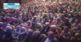 День пожилого человека отметили в Бельцах