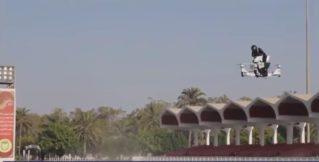 Как полицейские Дубая будут следить за порядком с высоты