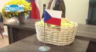 Открытие консульского отдела Республика Чехия в Бельцах