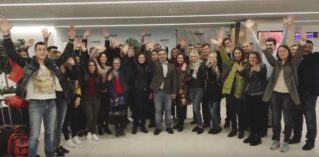 Юноши и девушки от «Нашей Партии» представят Молдову на Всемирном фестивале молодежи и студентов