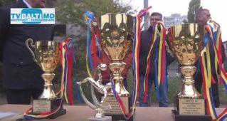 Турнир по футболу памяти офицеров погибшим в Приднестровском конфликте