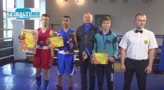 Международный 7 турнир по боксу в Поповке