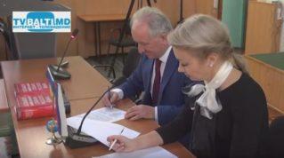 Подписание соглашения об открытии центра по тестированию русского языка в Бельцах