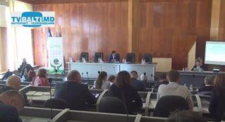 Экологическая конференция  «Чистый город»в Бельцах