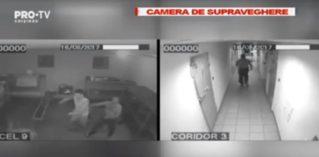 Procuratura Generala a publicat imagini cu momentul in care Andrei Braguta este batut crunt