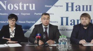 Кишиневская примария оплачивает перевозку полицейских на оппозиционные протесты