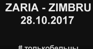 Анонс матча: «Заря» — «Зимбру». 28.10.2017