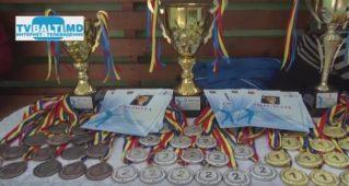 Открытие Международного турнира по волейболу Кубка Р. Усатого